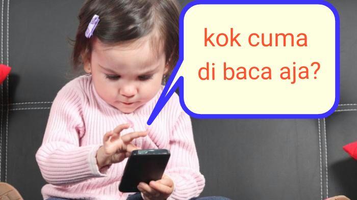 Pesan Whatsapp cuma di baca saja, positifin aja!