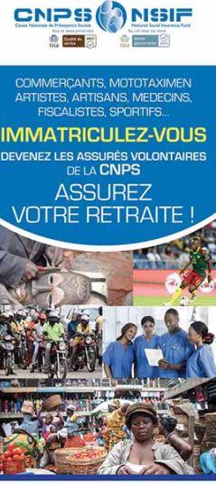 Comment se déclarer à la CNPS au Cameroun en tant que travailleur indépendant