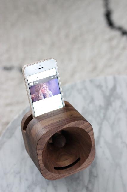 Wooden Amsterdam, duurzaamheid, Trobla, akoestische versterker, review, milieuvriendelijk