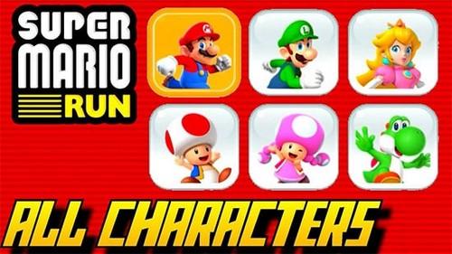 Mật tịch Mở Khóa nhân vật Luigi