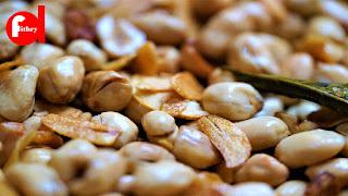 Kacang Bawang Renyah dan Gurih