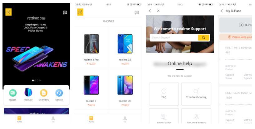 Download realme Store Mobile App