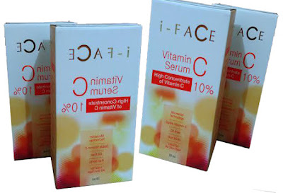 harga i face vitamin c serum