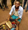 Female panties, Coffin and other items recovered from pastor's house in Enugu