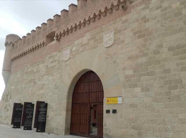 castillo de Arévalo en Castilla y León