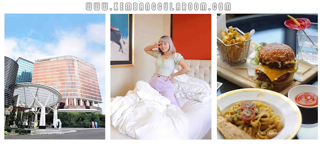 Staycation di The Trans Luxury Hotel Bandung - Demia Kamil