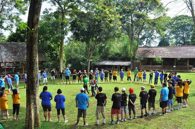 Inilah Jasa Outbound Training Sofifi, Maluku Utara Terpercaya