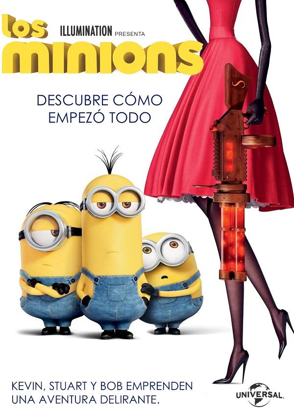 Descargar Los Minions (2015) - Español Latino