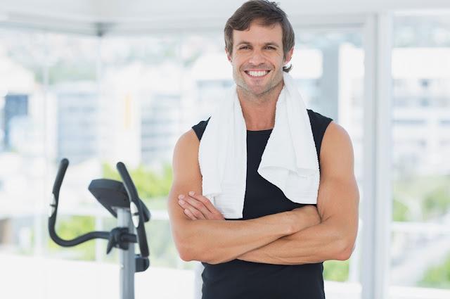Saúde masculina - desporto