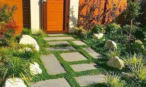panduan landskap laman rumah cantik dan unik, idea dekorasi halaman rumah menarik, taman kecil depan rumah, cara membuat taman depan rumah minimalis lahan sempit, taman minimalis belakang rumah, menata taman depan rumah, taman rumah minimalis dengan kolam ikan