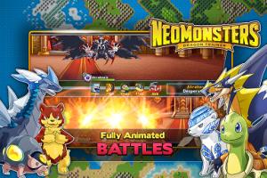 Neo Monsters Apk Mod Terbaru Full Version v1.4.9.1