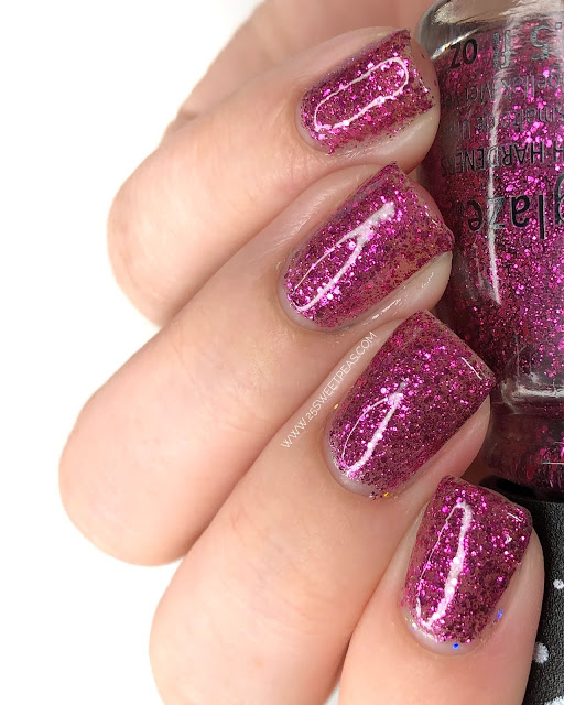 China Glaze Gift Fur You 25 Sweetpeas