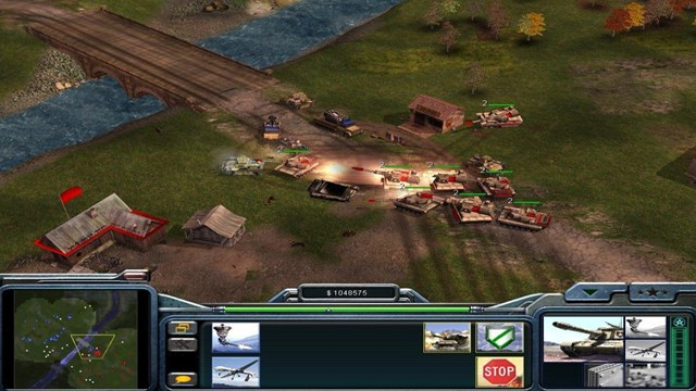 Download Command and Conquer Generals PC Games Gameplay
