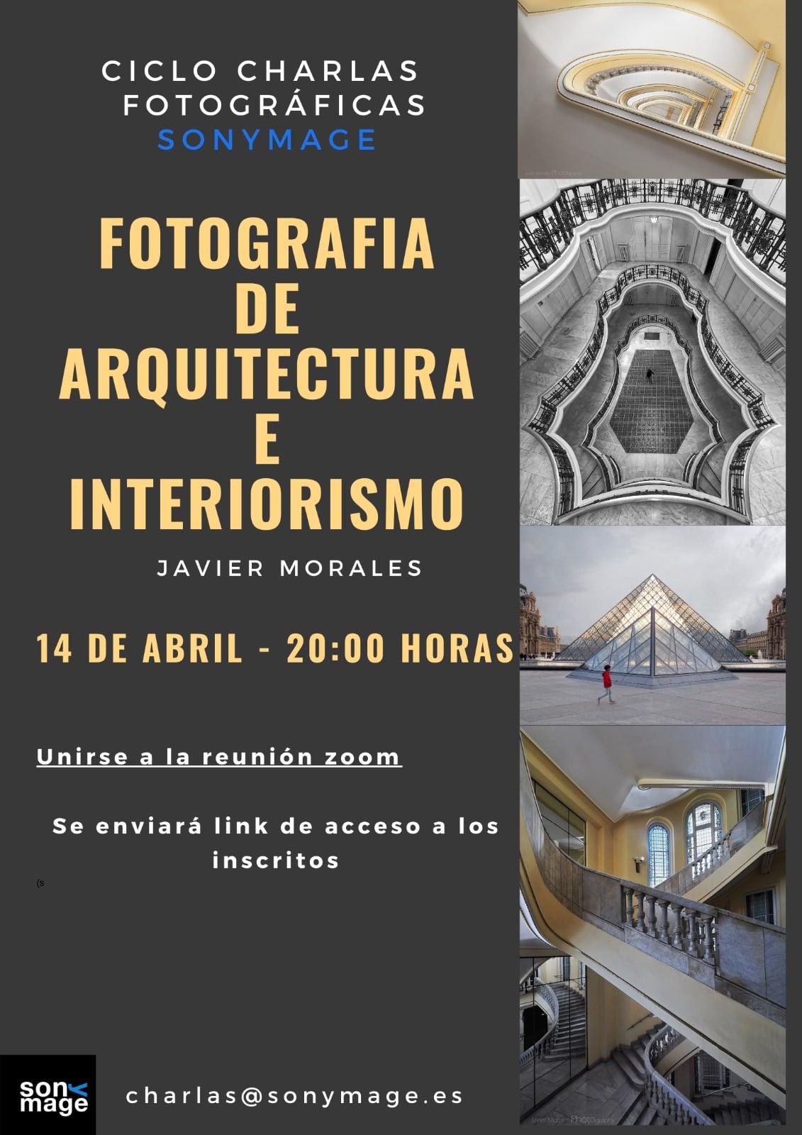 Arquitectura e Interiorismo - Javier Morales