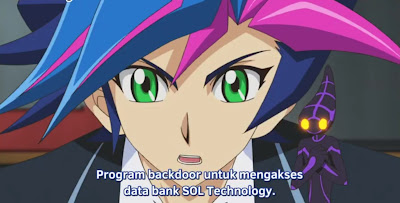 Yu-Gi-Oh! Vrains Episode 14 Subtitle Indonesia