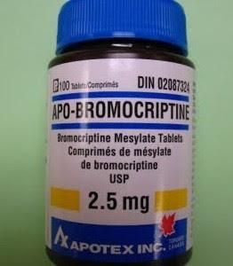 Bromocriptine