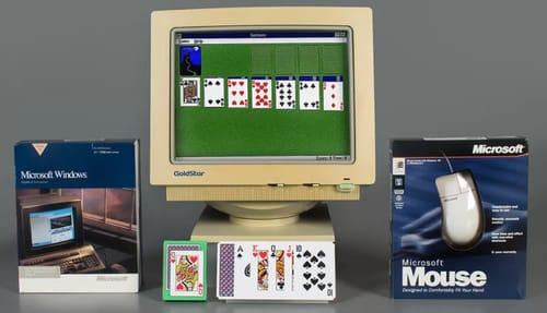 Microsoft celebrates the 30th anniversary of the Solitaire game launch