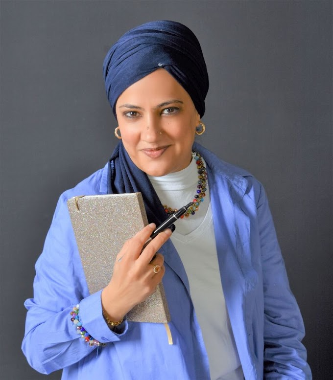 Author Nasreen Vairyawa - Readers will buy books that answer their questions or solve their challenges.
