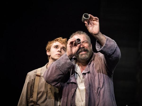 La vie de Galilée de Bertolt Brecht, mise en scène Claudia Stavisky