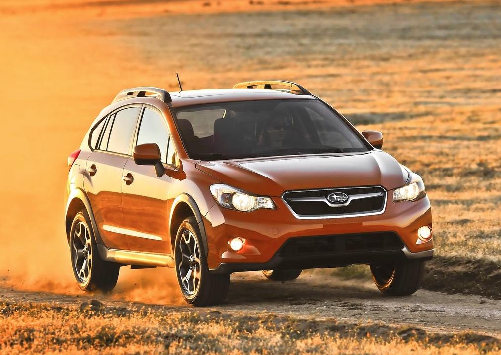 Subaru XV Crosstrek Sales Figures