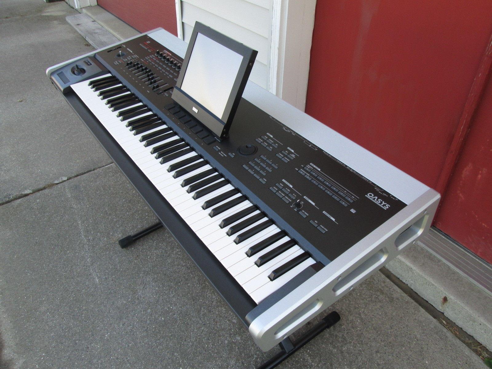 Oasys Keyboard Workstation : matrixsynth korg oasys 76 keyboard synthesizer workstation sn 000257 ~ Russianpoet.info Haus und Dekorationen