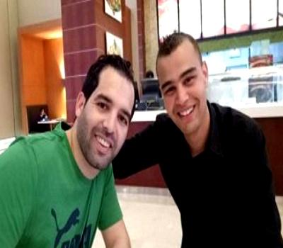 رامي وحسن من مشاهير اليوتيوب