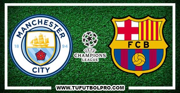 Ver Manchester City vs Barcelona EN VIVO Por Internet Hoy 1 de Noviembre 2016