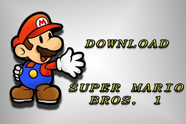 download Super Mario Bros. 1 in pc
