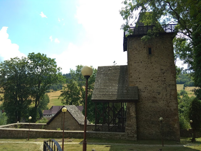 wieża widokowa w Podgórkach