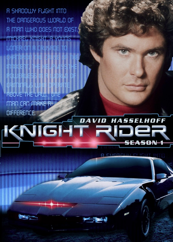 Cult TV Lounge: Knight Rider, season one (1982)