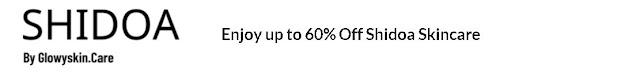 60% Off Shidoa Skincare