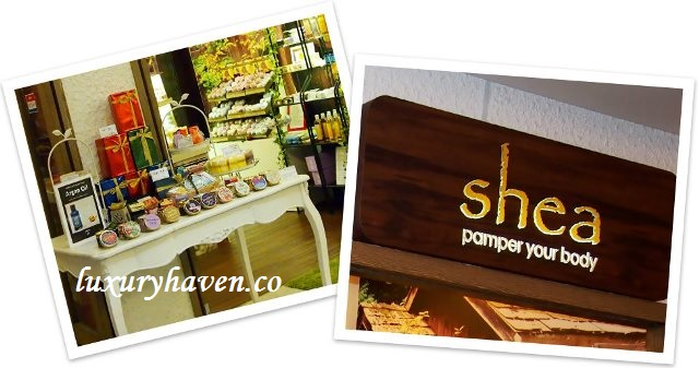 shea pamper your body orchard central review