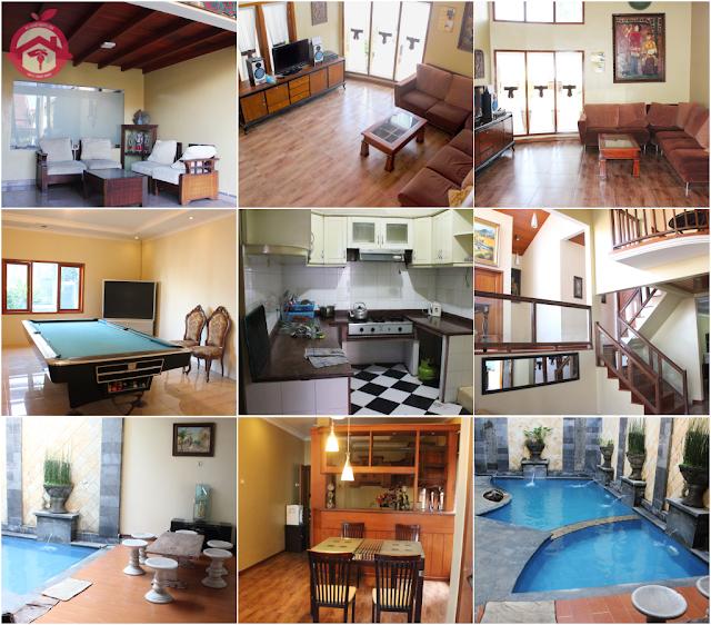 Villa Disewakan di Batu Malang