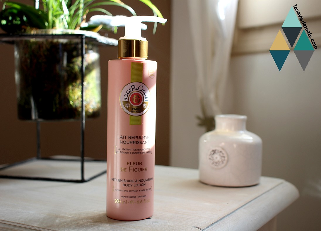 soin hydratant corps roger & gallet avis