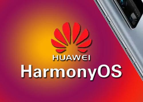 Huawei Resmi Menggunakan HarmonyOS
