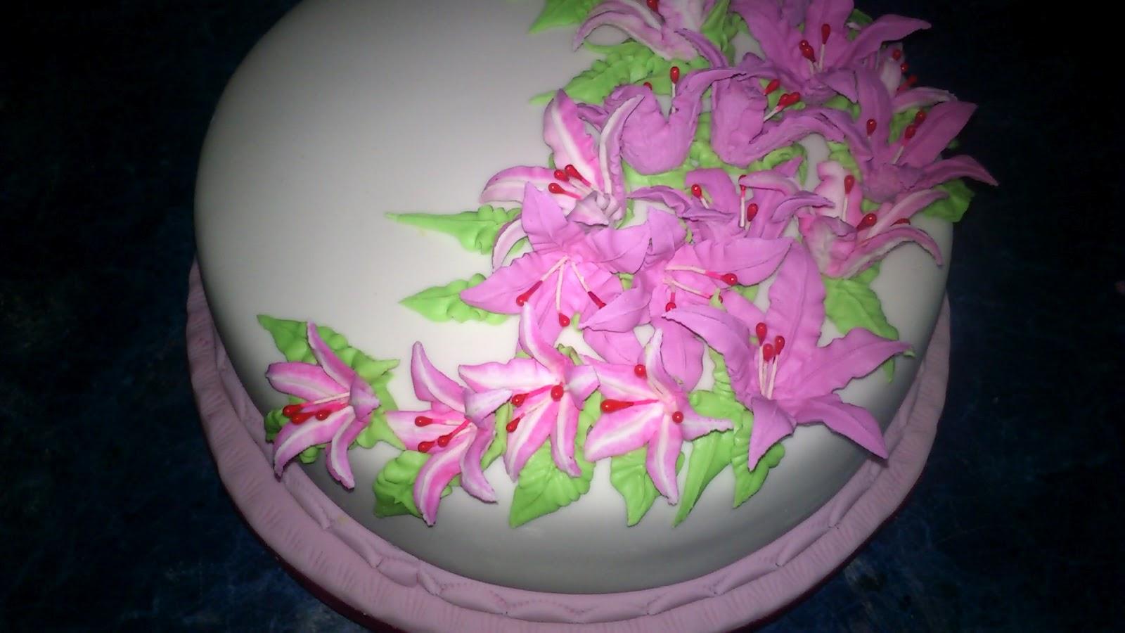 6 Tortas Cascada: Tortas Anabella. El Arte De Mamá: Julio 2012