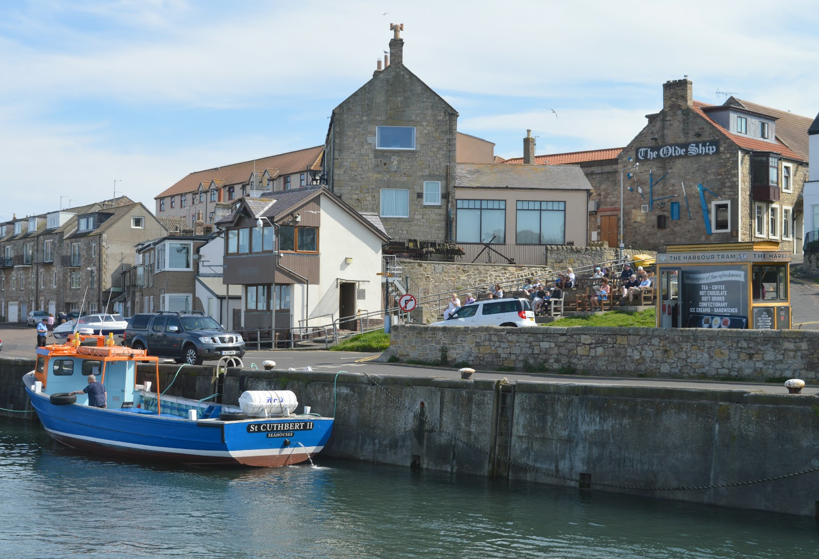 Northumberland Coastal Route - Seahouses