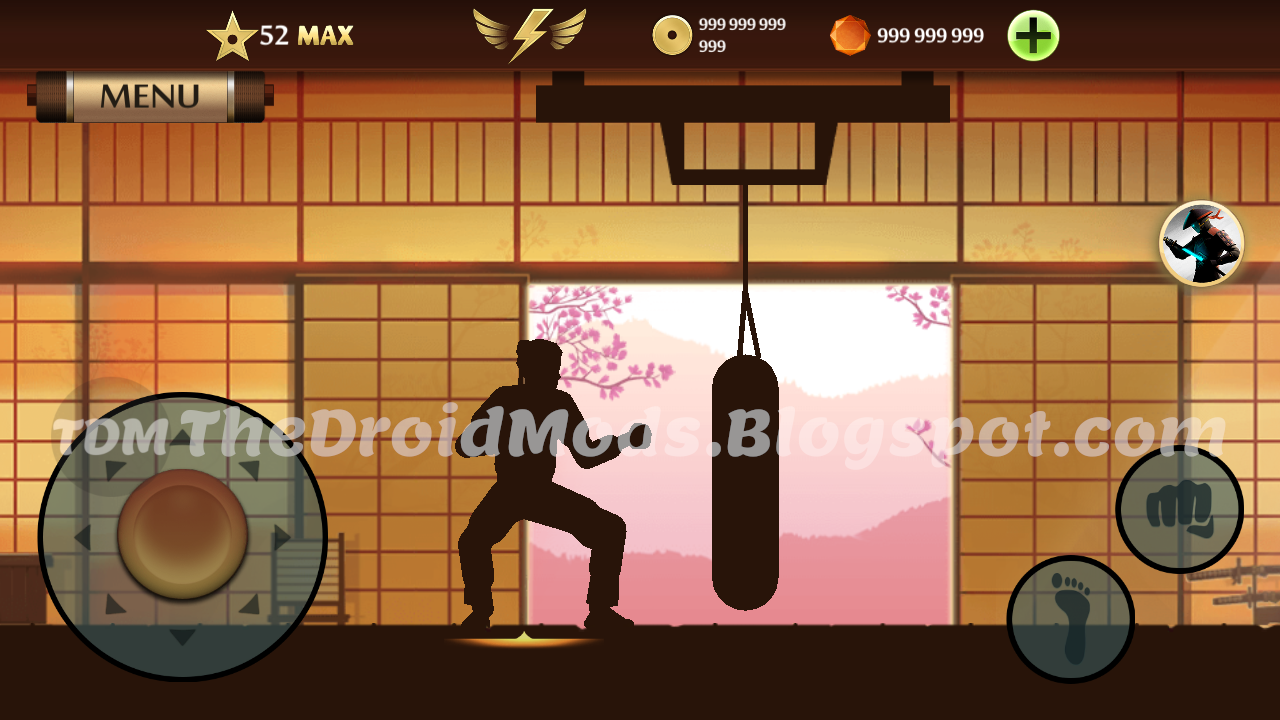 shadow fight 2 hack data file download