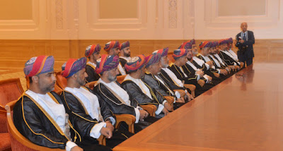 The same turban by members of Al Said house