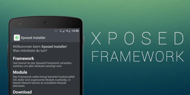 Cài xposed cho android 5.1
