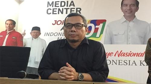 Eks Direktur TKN Jokowi Jadi Calon Dirjen di Kominfo