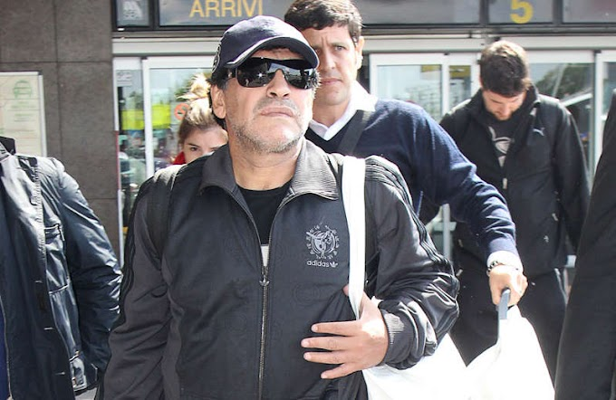 Diego Maradona's medical team charged with homicide