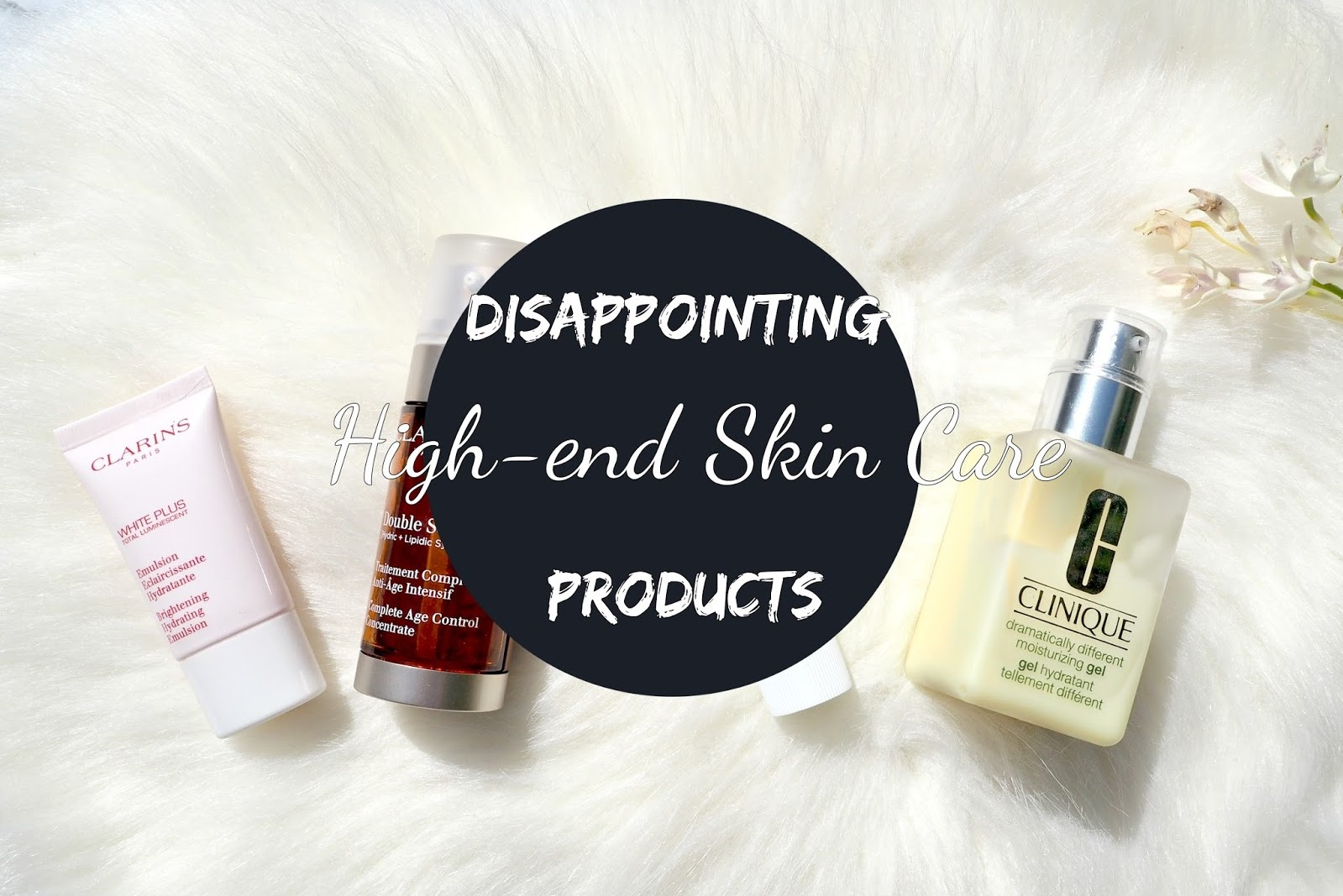 Disappointing Skin Care Products 2017 : www.poshmakeupnstuff.blogspot.com