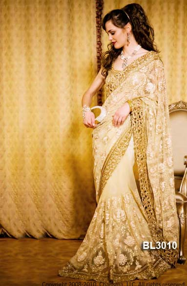 elegant south asian bridal dress collection 2012