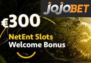 JojoBet Casino Screen