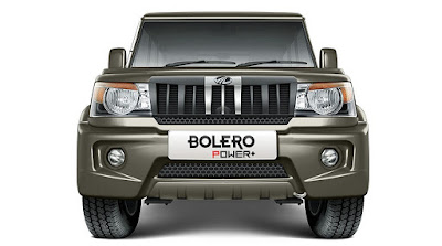 Mahindra Bolero Power Plus front bumper