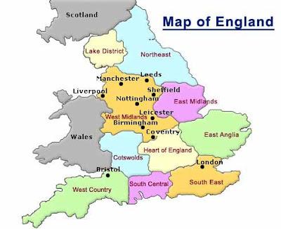 Tìm hiểu về Vương quốc Anh và các thủ đô