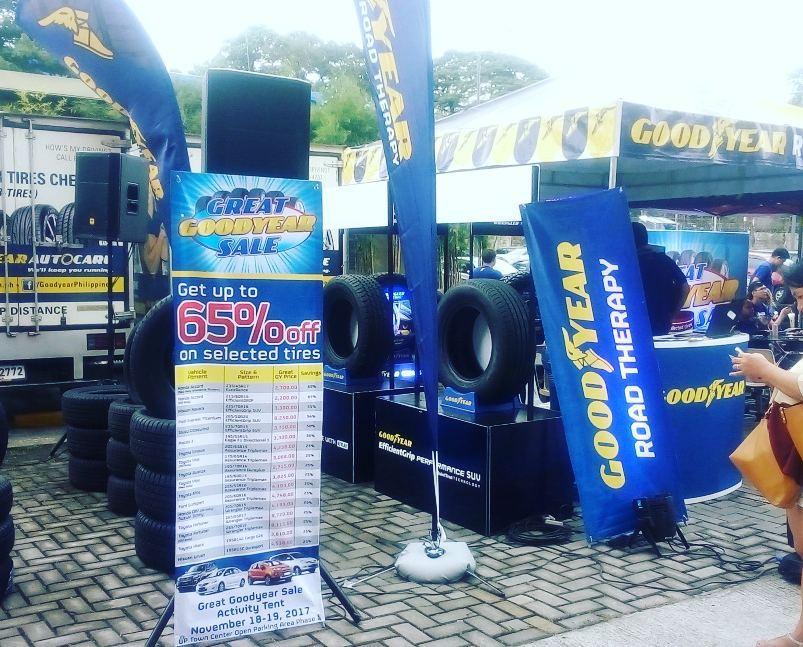 Tech Motor Sport Blog: Great Goodyear Sale Kick-off up to ...