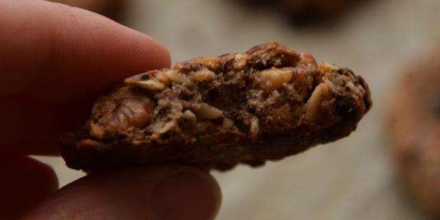 bezglutenowe ciastka owsiane