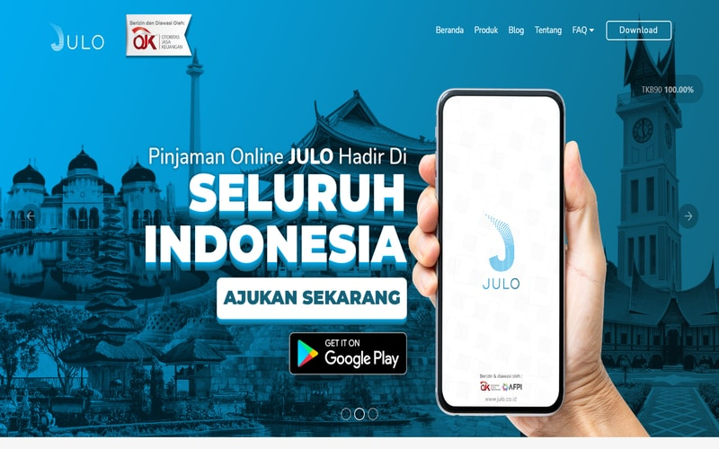 Kelebihan Kredit Digital JULO